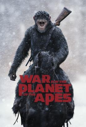 War for the Planet of the Apes 720p [HDRip] Poster (cover)