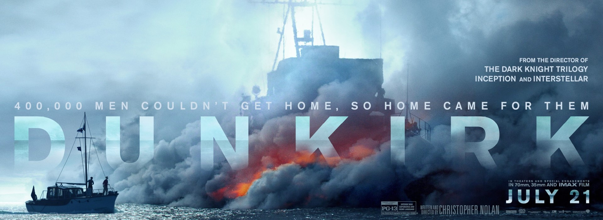 Dunkirk [Blu-Ray] cover