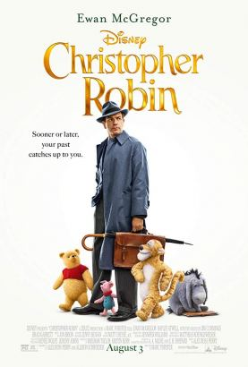 Christopher Robin Poster (cover)