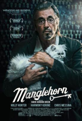 Manglehorn [Blu-Ray] 1080p Poster (cover)