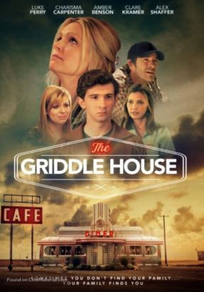 The Griddle House Poster (cover)