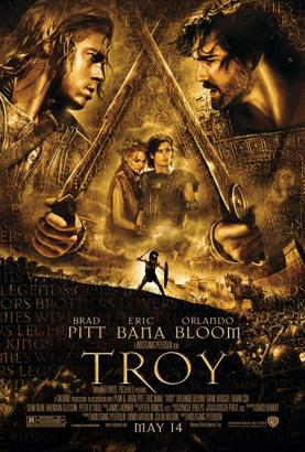Troy Poster (cover)