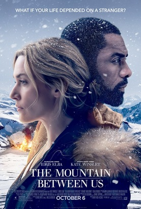 Cover The Mountain Between Us [Blu-Ray]