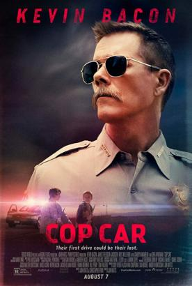 Cop Car [Blu-Ray] 1080p Poster (cover)
