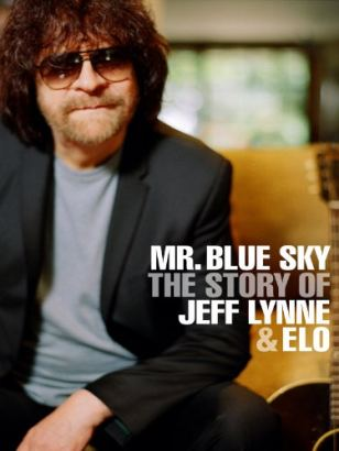 Mr Blue Sky: The Story of Jeff Lynne & ELO Poster (cover)