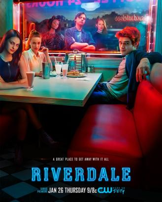 Riverdale season 1 Poster (cover)
