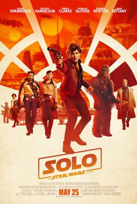 Solo: A Star Wars Story Poster (cover)