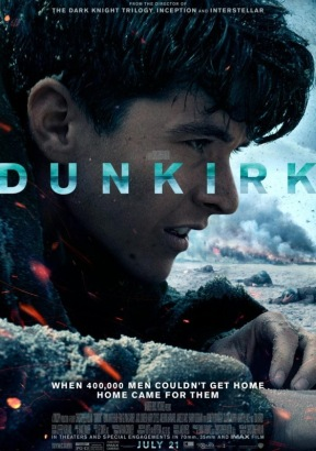 Dunkirk [Blu-Ray] cover (poster)