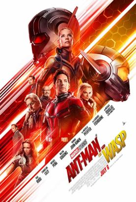 Ant-Man and the Wasp Poster (cover)
