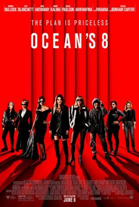 Ocean's Eight Poster (cover)