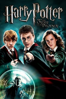 Harry Potter and the Order of the Phoenix Poster (cover)