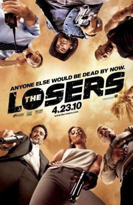 The Losers Poster (cover)