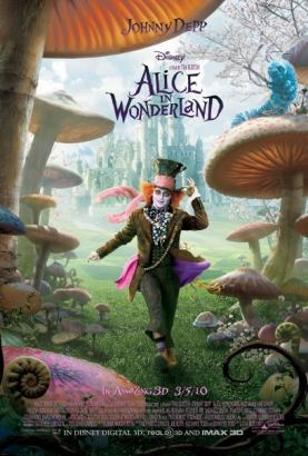 Alice in Wonderland Poster (cover)
