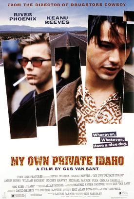 My Own Private Idaho Poster (cover)