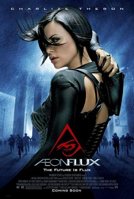 Aeon Flux Poster (cover)