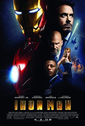 Iron Man Poster (cover)