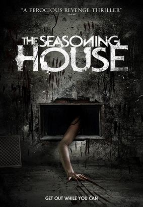 The Seasoning House Poster