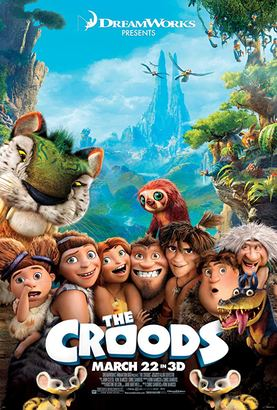 The Croods Poster (cover)