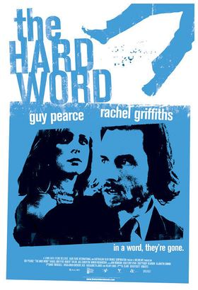 The Hard Word Poster
