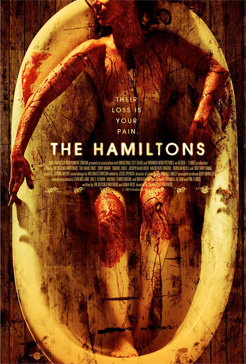 The Hamiltons Poster (cover)