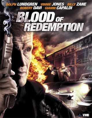 Blood of Redemption Poster (cover)