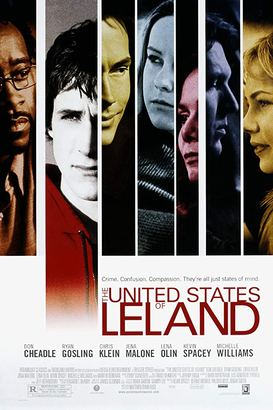 The United States of Leland Poster (cover)