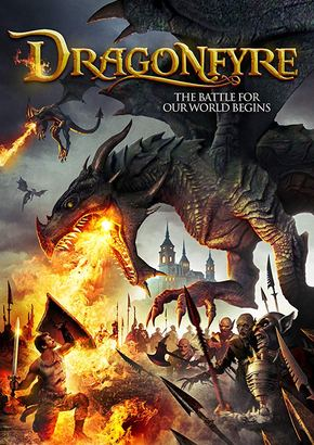 Dragonfyre Poster (cover)