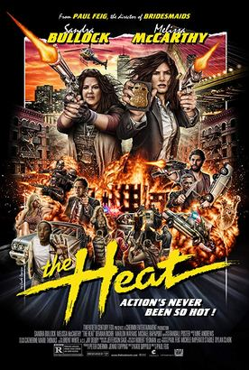 The Heat Poster (cover)