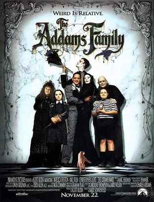 The Addams Family Poster (cover)