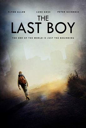 The Last Boy Poster (cover)