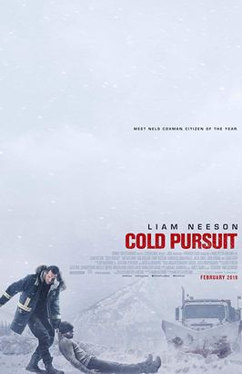 Cold Pursuit Poster (cover)
