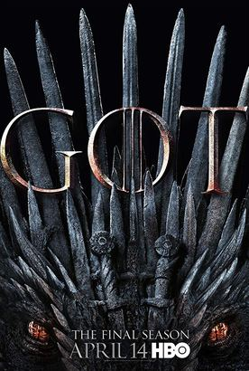 Game of Thrones season 8 Poster (cover)
