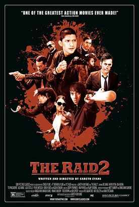 The Raid 2 Poster (cover)