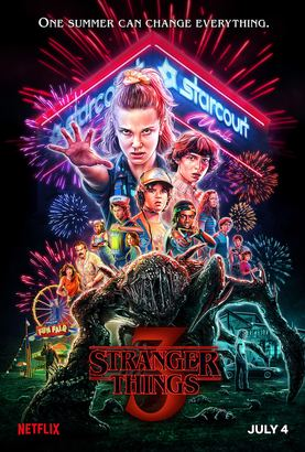 Stranger Things season 3 Poster