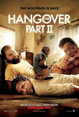 The Hangover Part II Poster (cover)