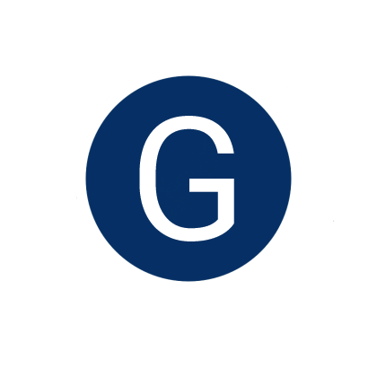 Good-Torrent.com - Blue-White logo